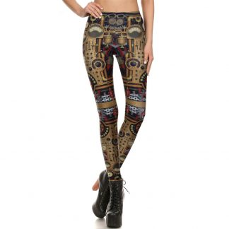 Steampunk Legging Betty