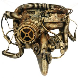 Steampunk Maske Pestdoktor Luuk