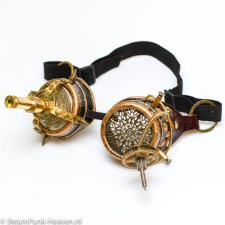 Steampunk Messing Schweissbrille MG5062