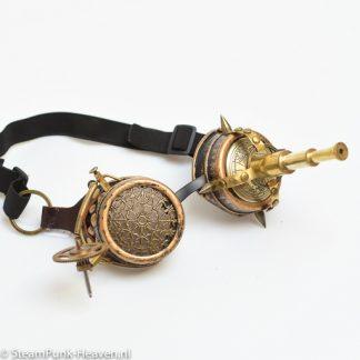 Steampunk Messing Schweissbrille MG5064