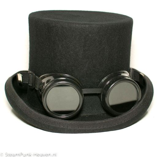 Steampunk Schweissbrille 27