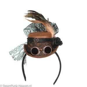 Steampunk Minihut Cora