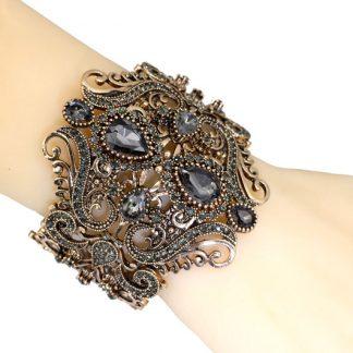 Steampunk Armband 21