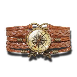 Steampunk Armband 50