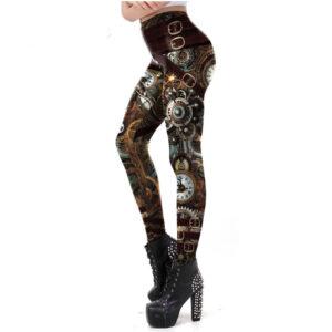 Steampunk Legging Leandra