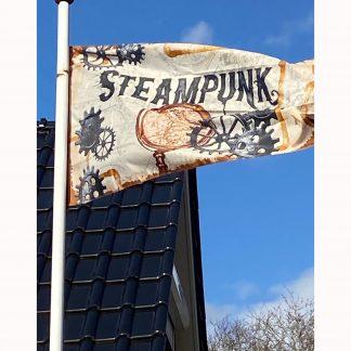 Steampunk-Flagge