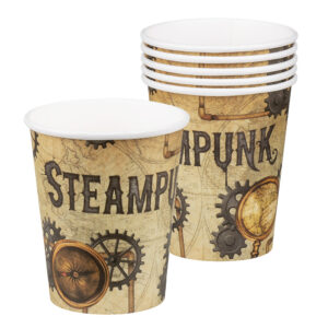 Steampunk Party-Becher