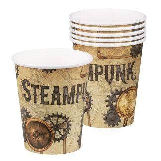 Steampunk Party-Becher