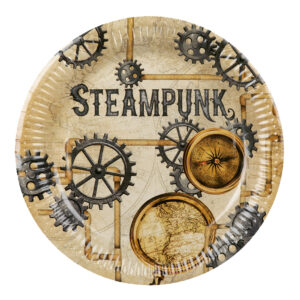 Steampunk Party-Teller