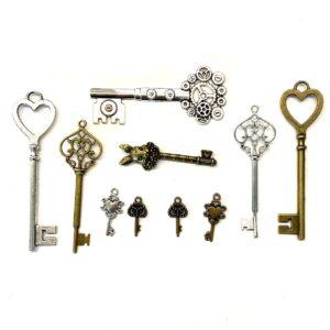 Steampunk Schlüssel 7