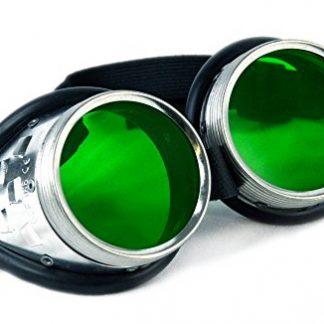 Steampunk Schweissbrille 2
