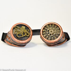 Steampunk Schweissbrille 352