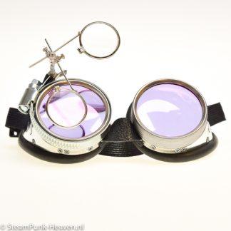 Steampunk Schweissbrille 405