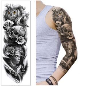 Steampunk Tattoo Wacheule