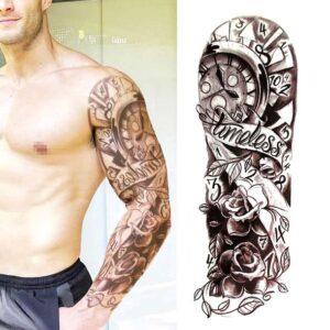Steampunk Tattoo Timeless