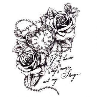 Steampunk Tattoo You know my name