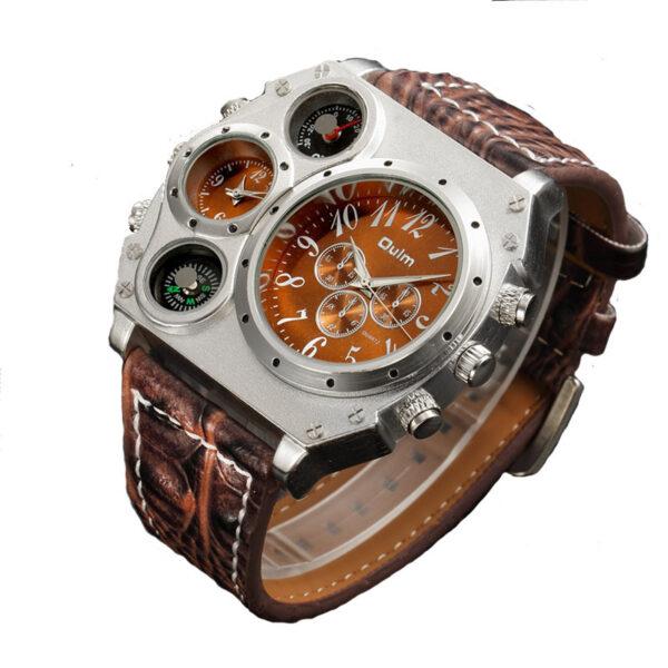 Steampunk Armbanduhr