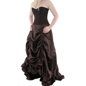 Steampunk Korsett-Kleid Cordula