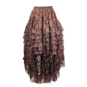 Steampunk Kleider und Röcke