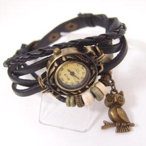 Steampunk Armbanduhr Ida