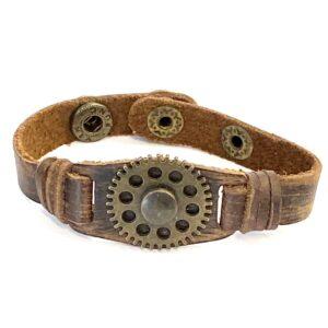 Steampunk Armband 40