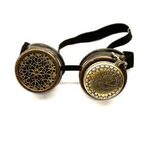 Steampunk Schweißerbrille 109