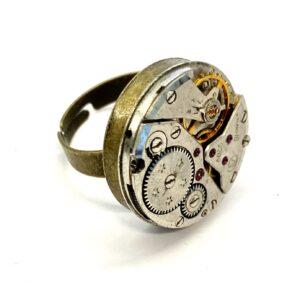 Steampunk Ring 66