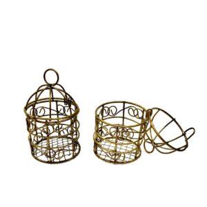 Steampunk Mini Vogelkäfig