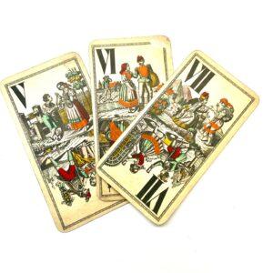 Steampunk Spielkarten Robert