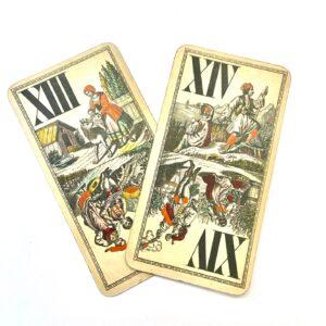 Steampunk Spielkarten Lorelai