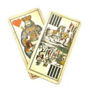 Steampunk Spielkarten Glenn