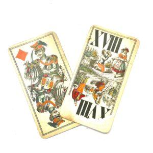 Steampunk Spielkarten Asher