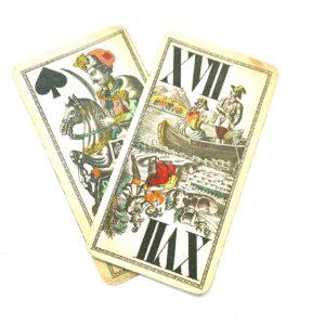 Steampunk Spielkarten Sean