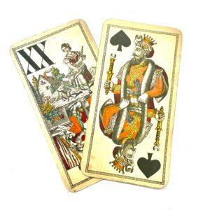 Steampunk Spielkarten Madeline