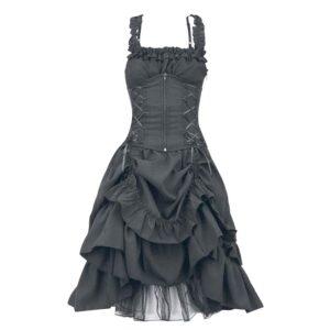 Steampunk Damenkleid Nocta