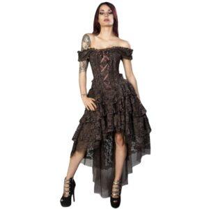 Steampunk Korsett-Kleid Felipa
