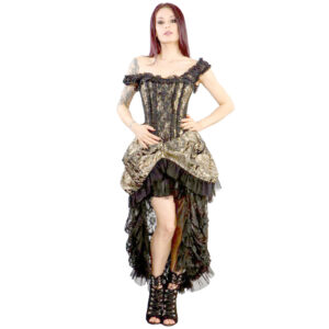 Steampunk Korsett-Kleid Mare